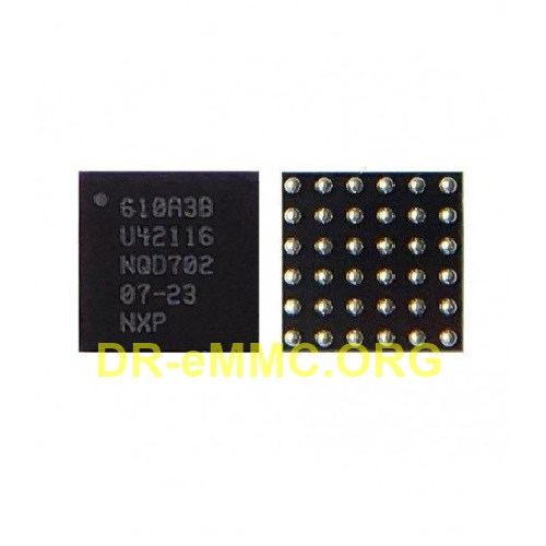 آیسی شارژ آیفون U2 IC 610A3B IPHONE 7, 7plus