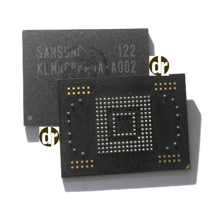 هارد خام سامسونگ EMMC Samsung KLMAG4FEJA-A002