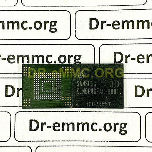 آیسی هارد سامسونگ Samsung KLMAG2GEAC-B001 16g