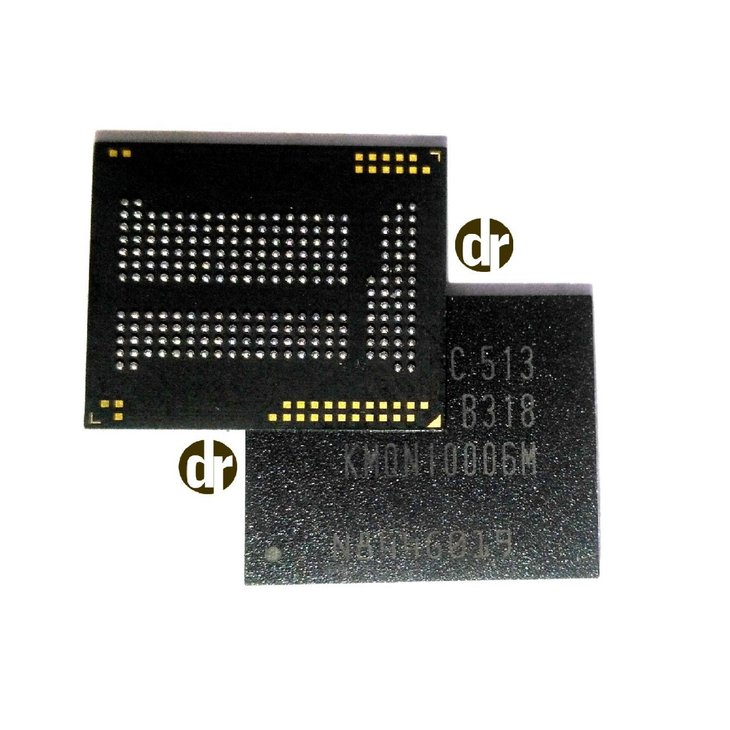 هارد خام سامسونگ EMMC Samsung KMQN10006M-b318 اورجینال