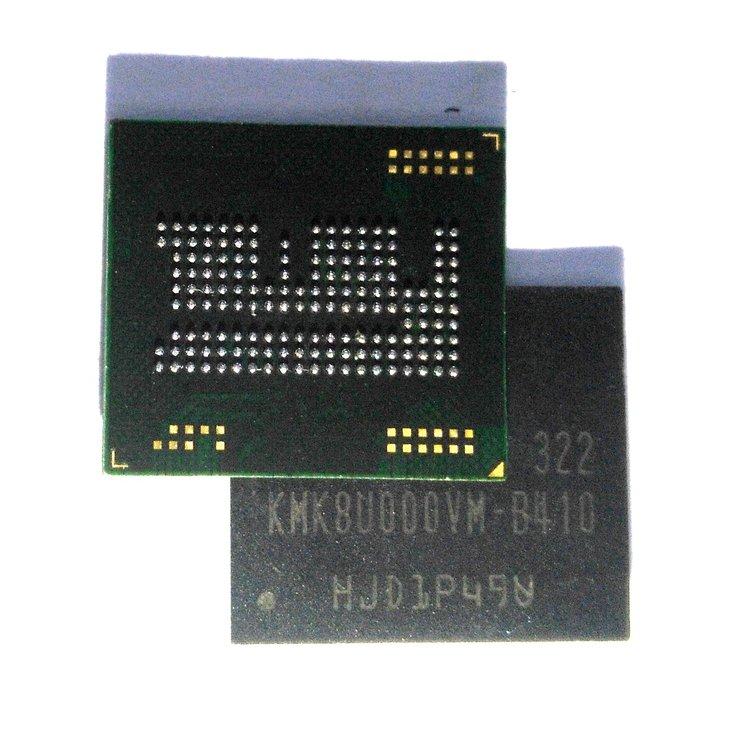 هارد خام سامسونگ EMMC Samsung KMK8U000VM-B410 اورجینال