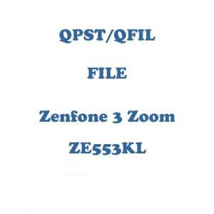 فایل xml ترمیم بوت ایسوس zenfone 3 Zoom ZE553KL boot repair برای Qfil