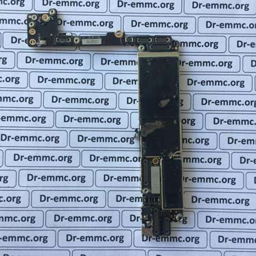 برد آیکلود آیفون iphone 7 plus 32g intel جهت اوراق استفاده از قطعات