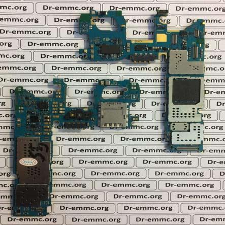 برد دمو (اوراق) سامسونگ G900f جهت استفاده از قطعات