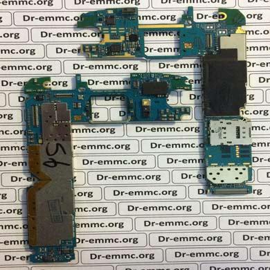 برد دمو (اوراق) سامسونگ G920F جهت استفاده از قطعات
