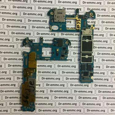 برد دمو (اوراق) سامسونگ G925f جهت استفاده از قطعات