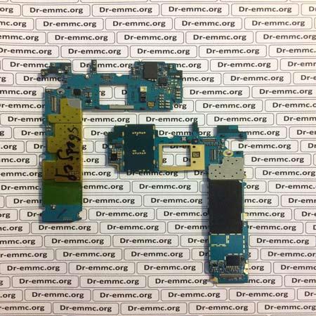 برد دمو (اوراق) سامسونگ G928X جهت استفاده از قطعات