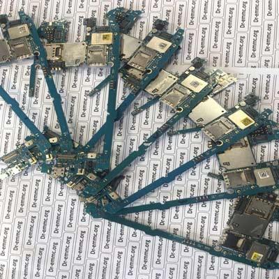برد سالم الجی lg g4 h818p روشن و بدون تعمیر