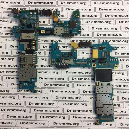 برد دمو (اوراق) سامسونگ N910f جهت استفاده از قطعات