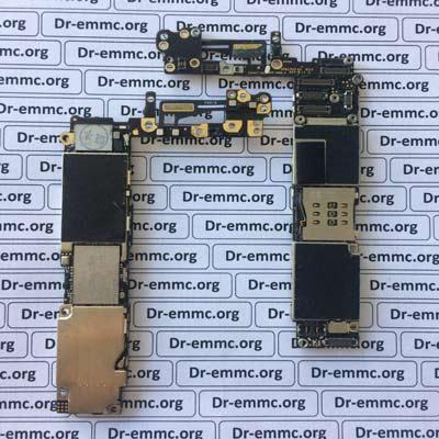 برد آیکلود آیفون 6 جهت اوراق iphone 6 64g استفاده از قطعات
