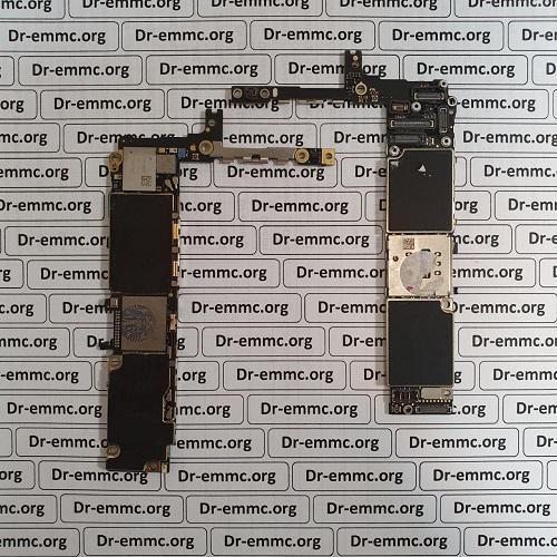 برد آیکلود آیفون iphone 6s plus جهت اوراق استفاده از قطعات