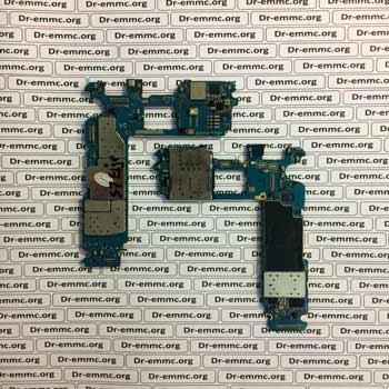 برد دمو (اوراق) سامسونگ g935f جهت استفاده از قطعات