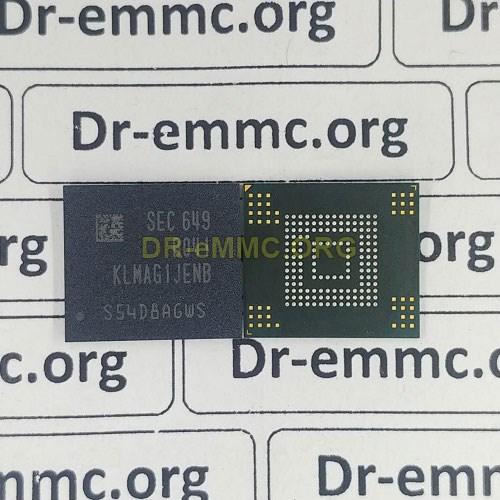 آیسی هارد سامسونگ Samsung KLMAG1JENB-B041 16G