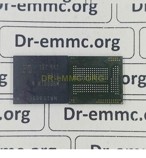 آیسی هارد سامسونگ Samsung KMQE60006M-B318 16G