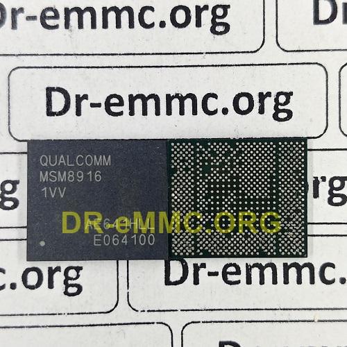 سی پی یو کوالکام Qualcomm MSM8916-1VV اورجینال