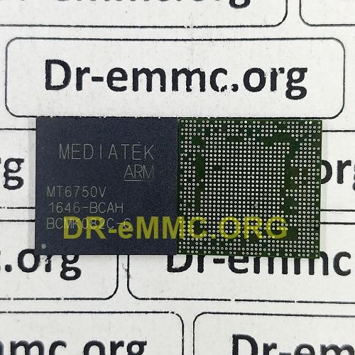 سی پی یو مدیاتک MT6750V-BCAH اورجینال