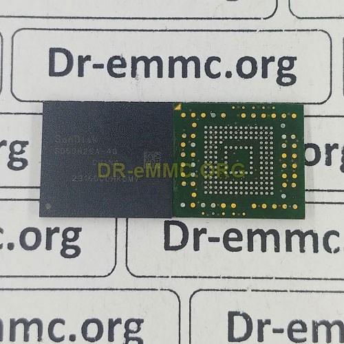 آیسی هارد سندیسک SanDisk SD5C25A-8G