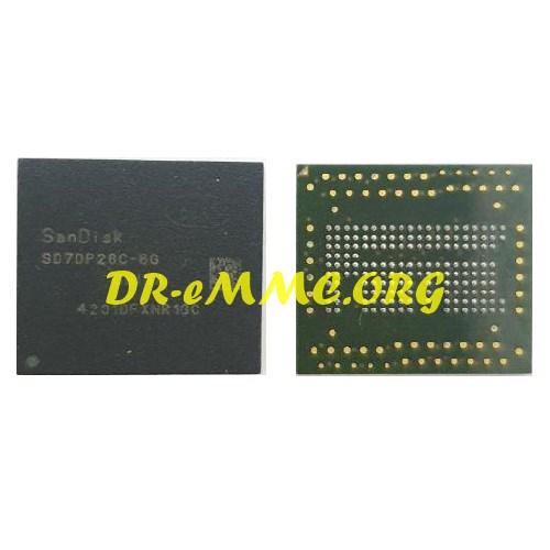 آیسی هارد سندیسک SanDisk SD7DP28C-8G