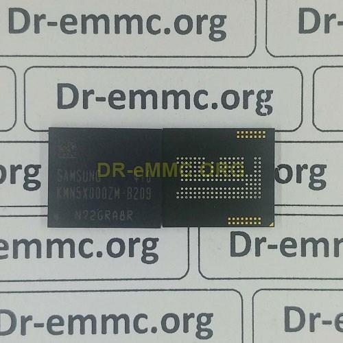 آیسی هارد سامسونگ Samsung KMN5X000ZM-B209 4G