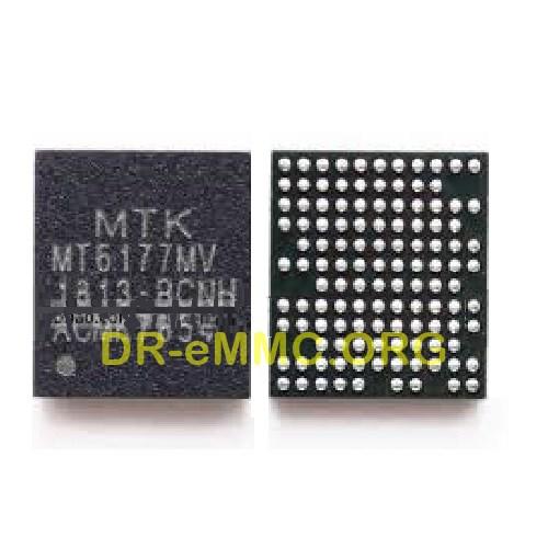 آیسی RF مدیاتک MT6177MV اورجینال