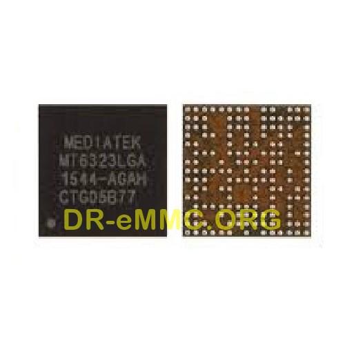 آیسی تغذیه MediaTek MT6323LGA اورجینال