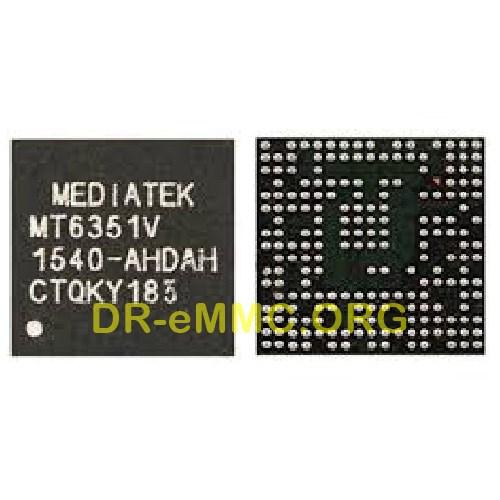 آیسی تغذیه MediaTek MT6351V اورجینال
