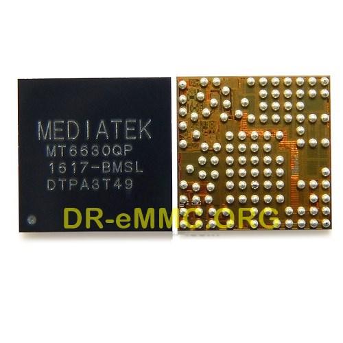 آیسی وایفای و بلوتوث MediaTek MT6630QP اورجینال