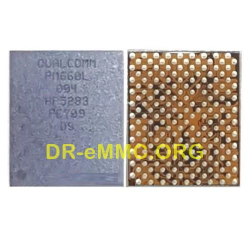 آیسی تغذیه Qualcomm PM660L اورجینال