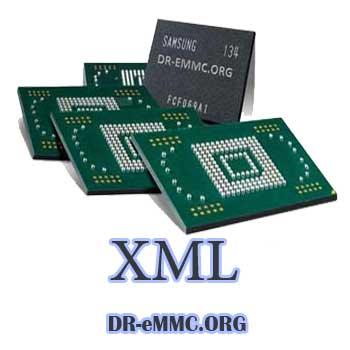 فول دامپ XML تست شده هارد سامسونگ A015F باینری U4