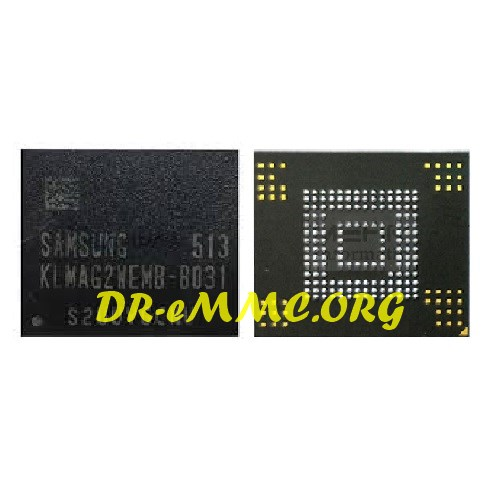 آیسی هارد سامسونگ Samsung KLMAG2WEMB-B031 16G