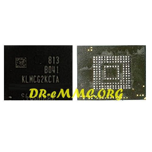 آیسی هارد سامسونگ Samsung KLMCG2KCTA-B041 64G