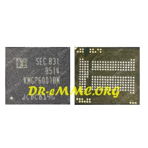 آیسی هارد سامسونگ Samsung KMGP6001BM-B514 64G