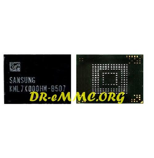 آیسی هارد سامسونگ Samsung KML7X000HM-B507 8G