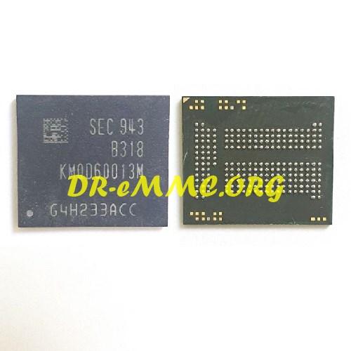 آیسی هارد سامسونگ Samsung KMQD60013M-B318 32G
