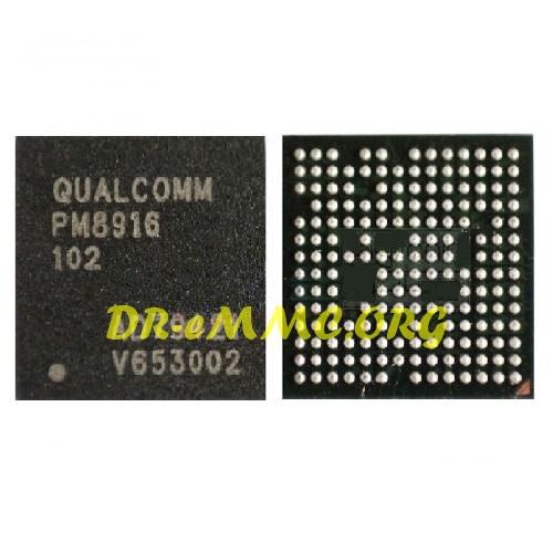 آیسی پاور Qualcomm PM8916-102 اورجینال