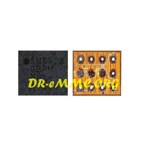 آیسی کنترلر لایت صفحه نمایش SM5328 اورجینال