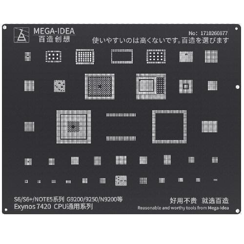 شابلون BZ 20 Exynos 3470 7580 7880 CPU for Samsung A520 A310 S5mini,General A7 A5 A3 S5 J7 series