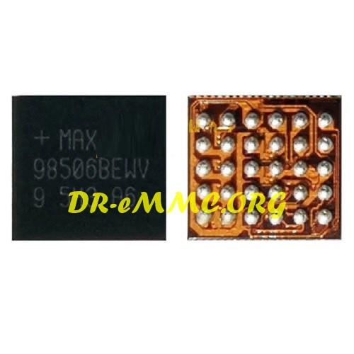 آیسی صدا سامسونگ MAX98506BEWV اورجینال