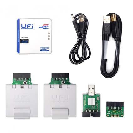 باکس یو اف ای UFI Box جهت ترمیم بوت و پروگرم هارد