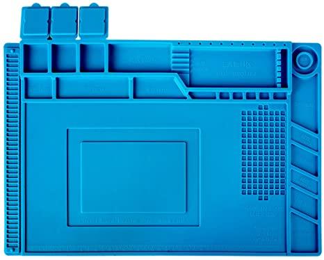 پد نسوز سیلیکونی و مگنت دار جهت لحیم کاری مدل S-160